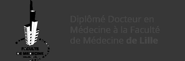 Logo de la faculté de médecine de Lille